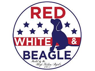 Red, White & Beagle
